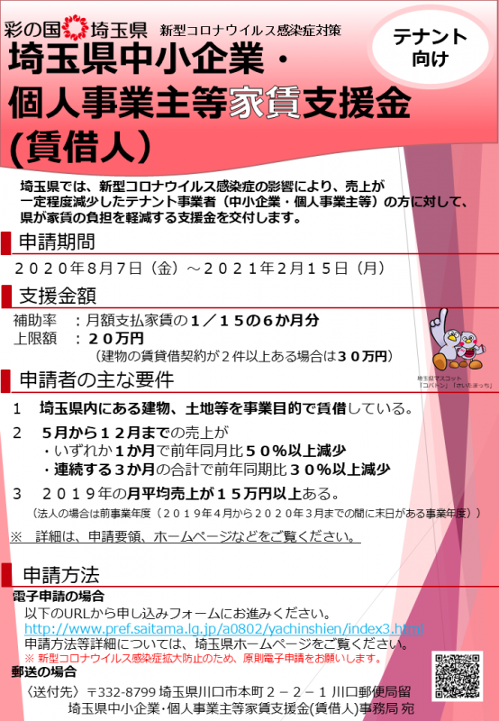 の コロナ 情報 埼玉 県